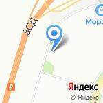 Городская реклама и информация на карте Санкт-Петербурга