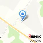 Ясные зори на карте Санкт-Петербурга