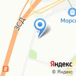 Арсенал мастеров на карте Санкт-Петербурга