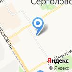 Буквоежка на карте Санкт-Петербурга