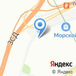 Нуримед на карте Санкт-Петербурга