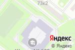 Схема проезда до компании Деловая волна, ЧОУ в Санкт-Петербурге
