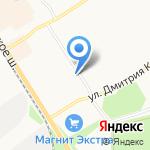 Компания по вскрытию и замене замков на карте Санкт-Петербурга