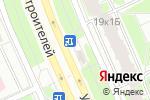 Схема проезда до компании Магазин мясной продукции в Санкт-Петербурге