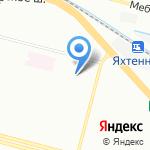 Китеж плюс на карте Санкт-Петербурга