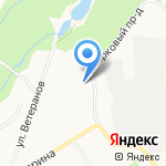 World Class на карте Санкт-Петербурга