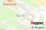 Схема проезда до компании ИНФАНТ в Санкт-Петербурге
