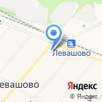 ТСК на карте Санкт-Петербурга