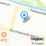 Гимназия №49 на карте Санкт-Петербурга