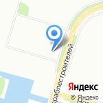 Швейное ателье на карте Санкт-Петербурга