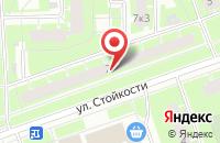 Схема проезда до компании Buyinclick.ru в Санкт-Петербурге