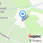 Бесплатный туалет на карте Санкт-Петербурга