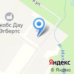 Сегуро на карте Санкт-Петербурга
