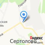 АвтоЮвелир на карте Санкт-Петербурга