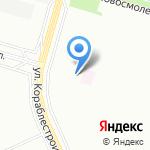 Муниципальное образование Морской округ на карте Санкт-Петербурга
