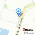Mobil house на карте Санкт-Петербурга