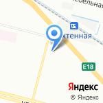 EL на карте Санкт-Петербурга