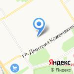 Мария на карте Санкт-Петербурга