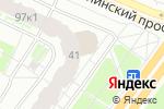 Схема проезда до компании Emmebi в Санкт-Петербурге