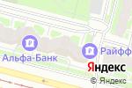 Схема проезда до компании Аудиоклиник в Санкт-Петербурге