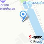 Авто-Вертикаль на карте Санкт-Петербурга