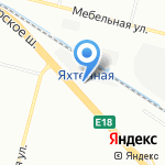Авто-Ресурс на карте Санкт-Петербурга