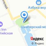 МСУ №78 на карте Санкт-Петербурга