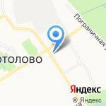 Дубровин на карте Санкт-Петербурга