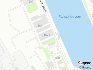Продажа офиса 1471 м2 в офисном здании, метро Приморская