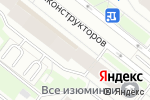 Схема проезда до компании Авиатор, ТСЖ в Санкт-Петербурге
