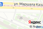 Схема проезда до компании Континент в Санкт-Петербурге