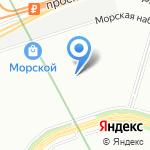 60 отдел полиции Управления МВД Василеостровского района на карте Санкт-Петербурга