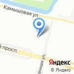 Астра-Плюс на карте Санкт-Петербурга