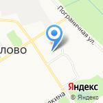 Магазин подарков и сувениров на карте Санкт-Петербурга