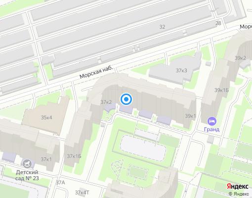 Товарищество собственников жилья «Сталкер-4» на карте Санкт-Петербурга