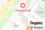 Схема проезда до компании Srovnyaem.ru в Санкт-Петербурге