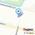 Леноблфарм на карте Санкт-Петербурга