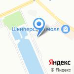 Экспо-Проект на карте Санкт-Петербурга