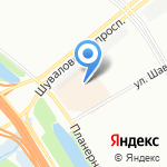 Happy nation academy на карте Санкт-Петербурга
