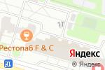 Схема проезда до компании Маникюрня в Санкт-Петербурге