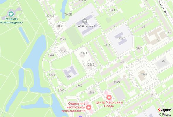 жилой комплекс Усадьба Воронцовых