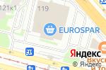Схема проезда до компании Кинг Понг в Санкт-Петербурге