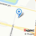 ФАРМАДОМ на карте Санкт-Петербурга