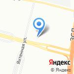 Inyh на карте Санкт-Петербурга