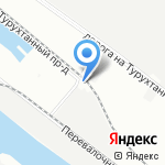 Новая Шина на карте Санкт-Петербурга