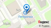Компания Магазин разливного пива на ул. Шаврова на карте