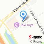 Комплексный центр социального обслуживания населения Приморского района на карте Санкт-Петербурга