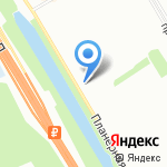 Шинка.ру на карте Санкт-Петербурга