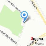 Живоносный источник на карте Санкт-Петербурга