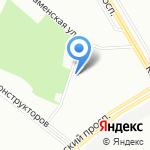 Средняя общеобразовательная школа №246 с дошкольным отделением на карте Санкт-Петербурга
